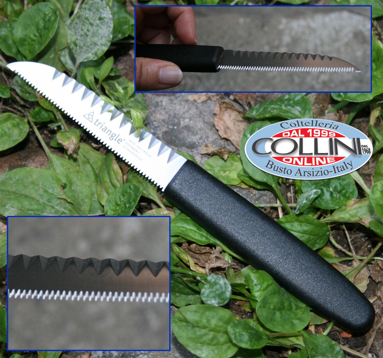 Triangle cuchillo para verduras doble hoja - Cuchillo para fruta ...