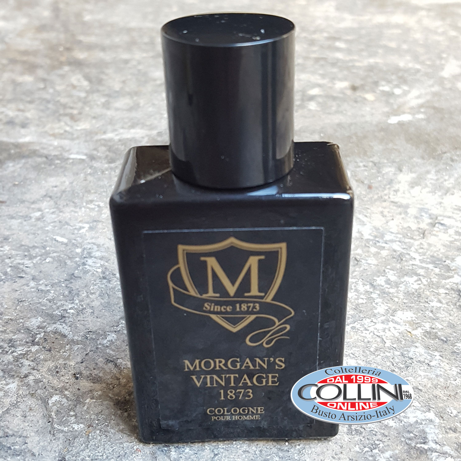 morgan 39 s vintage cologne 1873 made in uk. Black Bedroom Furniture Sets. Home Design Ideas